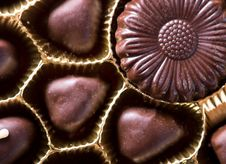 Free Chocolate Sweets Stock Images - 5526484