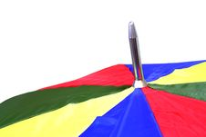 Free Umbrella Royalty Free Stock Image - 5527626
