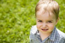 Free Happy Baby Stock Photos - 5527923