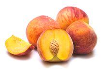 Free Peachs Stock Image - 5529181