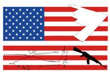 Free US Flag Stock Image - 5529211