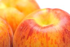 Free Peachs Royalty Free Stock Photography - 5529227