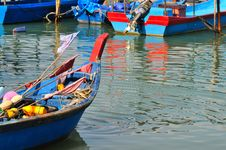 Free Fishing Village Series 1 Royalty Free Stock Photo - 5529485