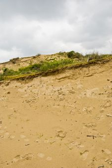 Free Dunes Stock Image - 5529721