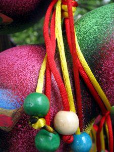Lucky Ball Royalty Free Stock Photos