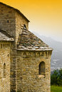 Free Ancient Church On Mountain Royalty Free Stock Images - 5530809