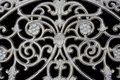 Free Cast Iron Decoration Royalty Free Stock Photo - 5531735