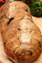Free Olive Bread Loaf In Kitchen Royalty Free Stock Image - 5535696