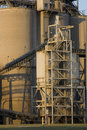 Free Texas Cement Factory Royalty Free Stock Image - 5537966