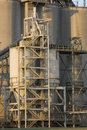 Free Texas Cement Factory Stock Photo - 5537970