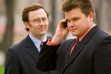 Free Businessmen Stock Photography - 5530182