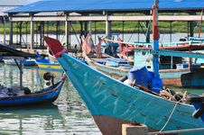 Free Fishing Village Series 4 Royalty Free Stock Images - 5530359