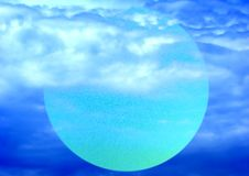 Free Sky Abstract Royalty Free Stock Image - 5530446