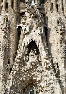 Free La Sagrada Familia - Nativity Stock Photos - 5530563