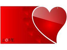 Free Heart Illustration Stock Images - 5530624