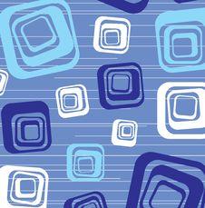 Blue Stylish Texture. Stock Photos