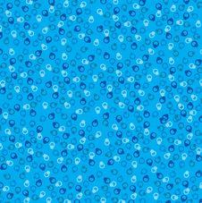 Stylish Blue Texture.Vector. Stock Photography