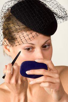 Free Retro Make-up Stock Images - 5531084