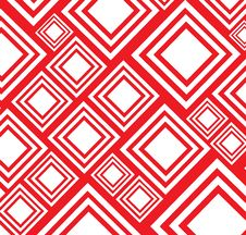 Free Stylish Red Texture.Vector. Stock Image - 5531141