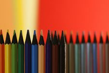 Free Colorful Pencils Stock Photo - 5531160