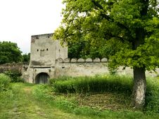Free Rupea Fortress In Romania Royalty Free Stock Photos - 5531268
