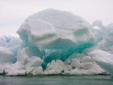 Free Ice On Lake Royalty Free Stock Photo - 5531695