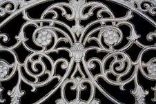 Free Cast Iron Decoration Royalty Free Stock Photo - 5531735