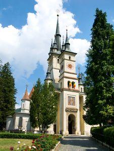 Free Brasov, Romania Royalty Free Stock Photography - 5531827