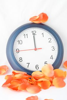 Free Cherish The Time Royalty Free Stock Image - 5531886