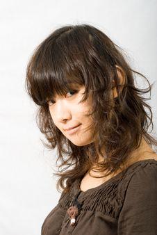 Free Adolescent Asian Girl Stock Photo - 5531900
