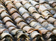 Free Old Roof Stock Image - 5532001