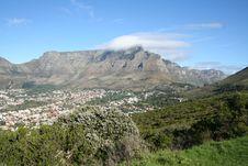 Free Table Mountain Stock Photos - 5532103