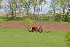 Free Tractor Stock Photo - 5532580