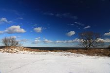 Free Winter At Baltic Sea Royalty Free Stock Images - 5532899