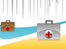 Free First Aid Box Royalty Free Stock Images - 5533009