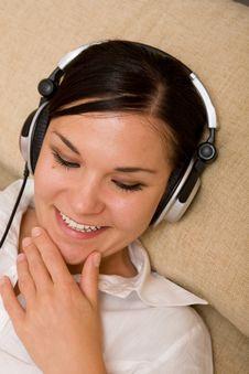 Free Enjoying Music Stock Photos - 5533383