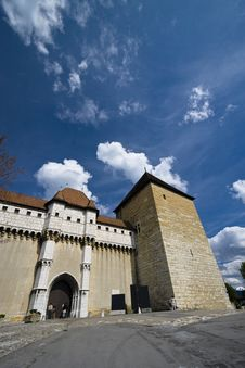Free Castle Perspective Stock Photo - 5533530