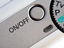 Free On Off Button Stock Photography - 5533572