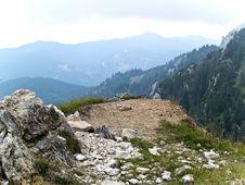 Free Alpine Landscape Royalty Free Stock Photo - 5533765