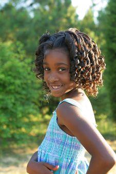 Free A Beautiful Child Stock Photography - 5534042