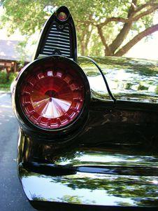 Free Left Tail Light Stock Image - 5534131