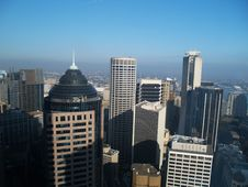 Free City Of Sydney Stock Photography - 5534172