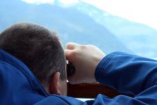 Free Binoculars Royalty Free Stock Images - 5534179