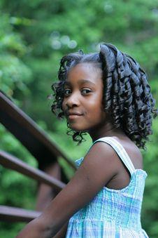 Free A Beautiful Child Stock Photo - 5534740