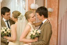 Free Newly-married Stock Images - 5535374