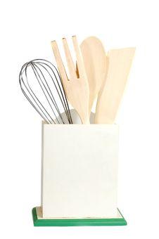 Free Kitchen Tools Stock Photo - 5535440