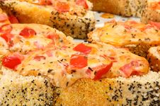Free Bruschetta Royalty Free Stock Photo - 5535785