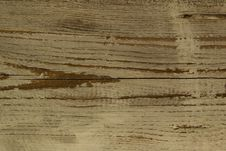 Weatherd Plank Texture Royalty Free Stock Photo