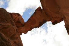 Free Vadi Rum Desert. Stock Photo - 5536380