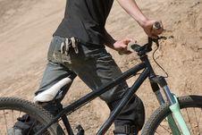 Free Biker Stock Image - 5536391